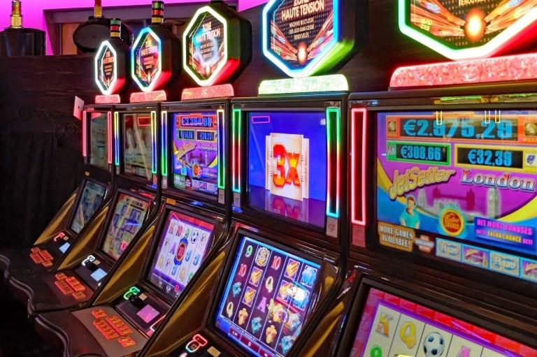 老虎機娛樂城SLOT|機率、攻略、破解玩法